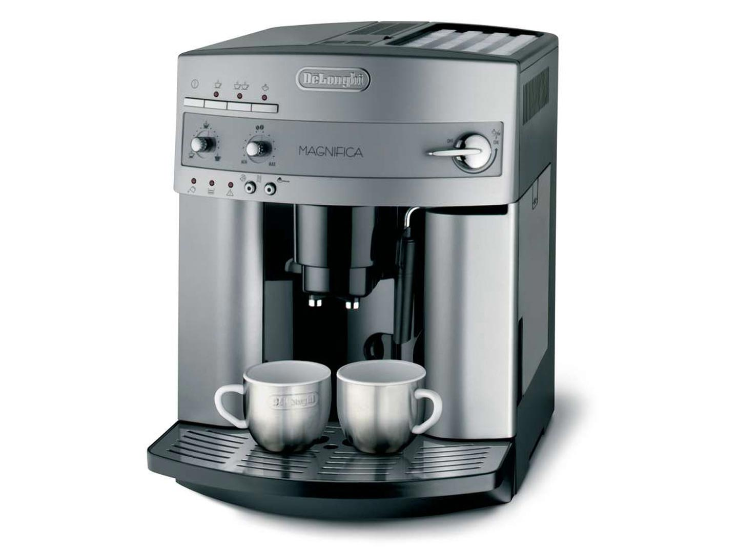 Delonghi Coffee Maker First Use : Bean to cup coffee machines Gaggia Titanium 74889 Delonghi EAM 3200