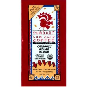 Purroast Low Acid coffee