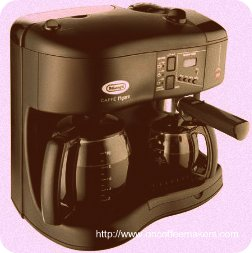 Good Dual Pot Coffee Maker On Coffee Makers