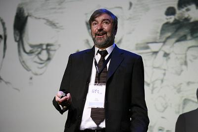 Eric Favre, inventor of Nespresso