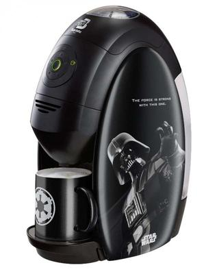 Darth Vader Barista/Algeria Coffee Machine