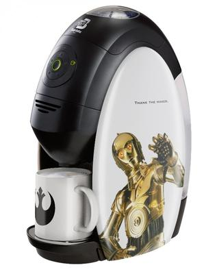 C-3PO Barista/Alegria Coffee Machine