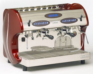 carimali espresso coffee machine