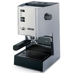 Gaggia Coffee – A Coffee Shop Espresso Maker in Your Own Kitchen