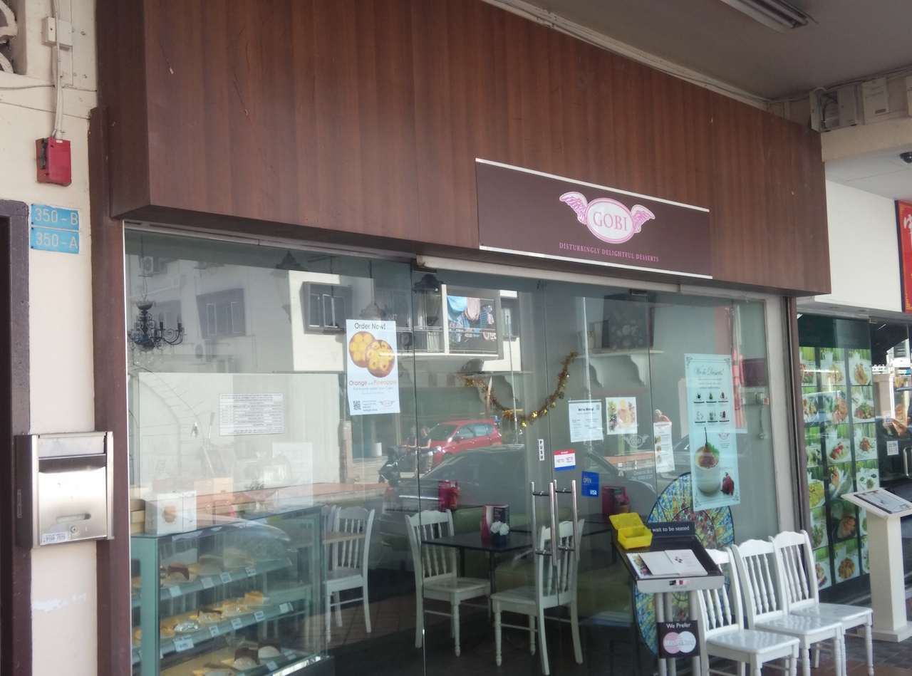 Gobi at 350 Joo Chiat Road