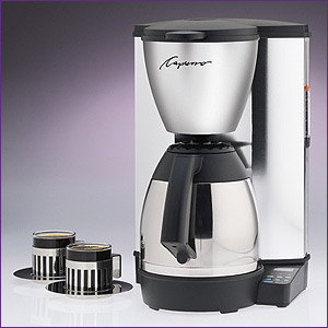Good coffee carafe from capresso