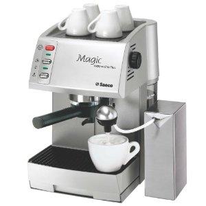 Saeco Cappuccino Machine