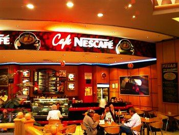 other nescafe cafe