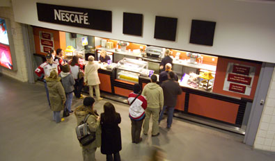 other nescafe cafes