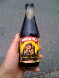 Mahattan Coffee Soda