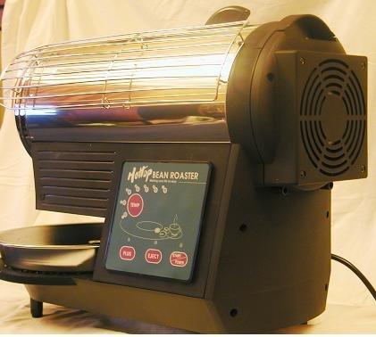A popular home coffee roaster