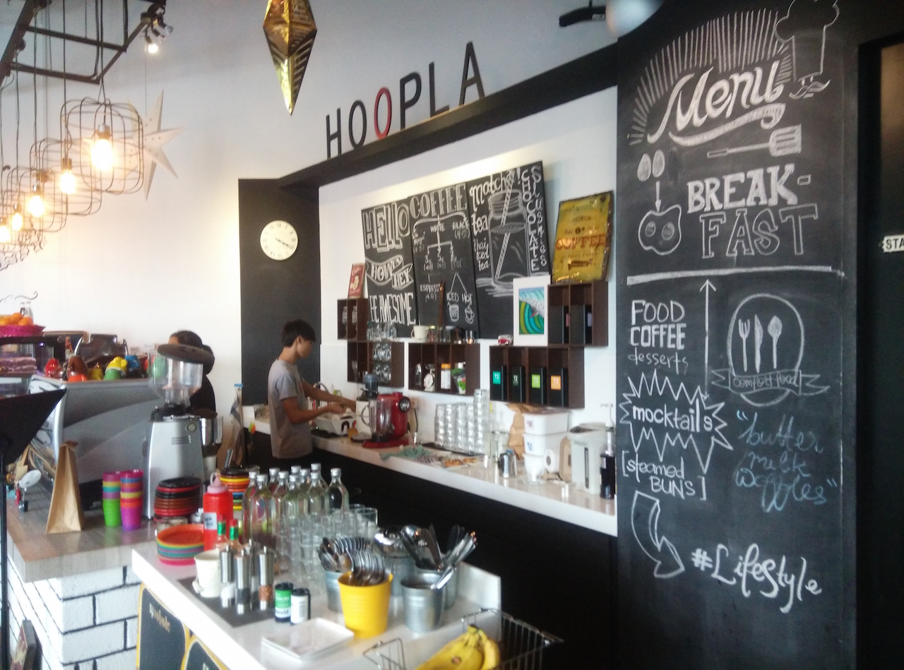 Hoopla Coffee & Kitchen at 21 Media Circle