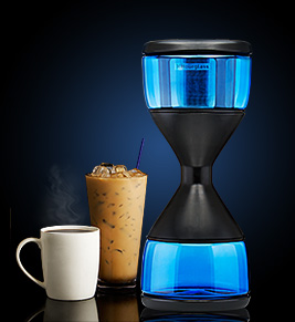 Hourglass Coffee Maker