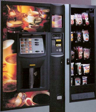 How A Vending Machine Works