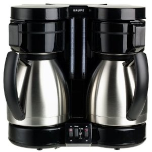 Krups Dual Coffee Maker