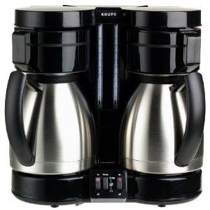 Krups Dual Coffee Maker