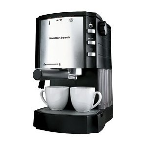 hamilton beach 40729 espresso machine