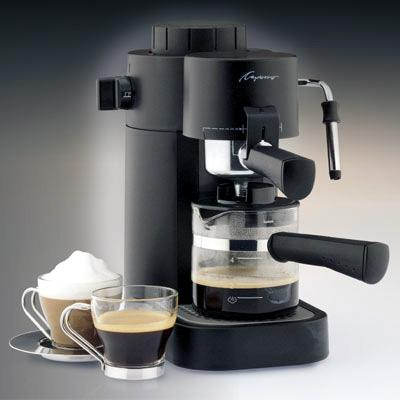 I Purchase Cappuccino Coffee Machine Simply Because Of Latte My Favorite Drink