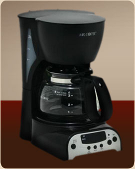 Mr. Coffee Machine