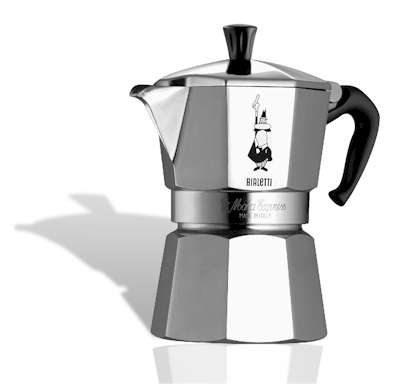 I think the best small coffee maker is bialetti for Best coffee percolator