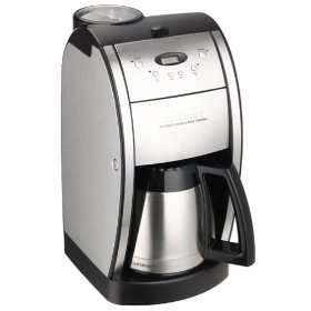 Cuisinart DGB-600BC Grind and Brew, Brushed Chrome