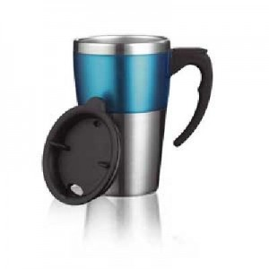 Coffee Maker Mug : I use a thermal mug on my 2 cup coffee maker and is very happy with the durability if the ...
