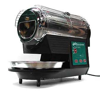 Hot Top Drum Roaster