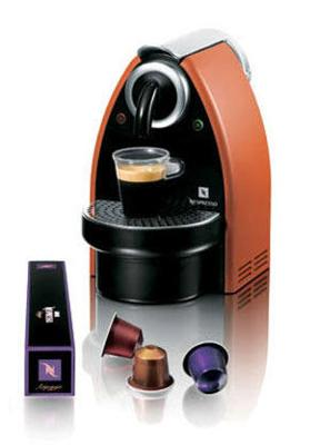 Nespresso Single Serve