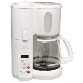melitta MEMB1B Mill and Brew 10 cup coffeemaker
