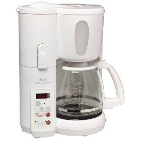 melitta MEMB1B Mill and Brew 10 cup coffeemaker