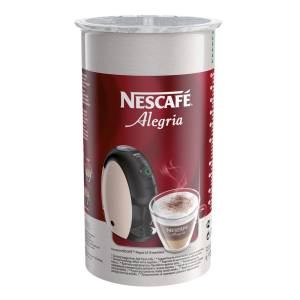 It is very hard to find Nescafe Alegria in Singapore yet it manages to sell more than 200 machines!