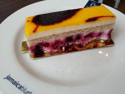 Jamaica Blue Cafe Cheese Cake