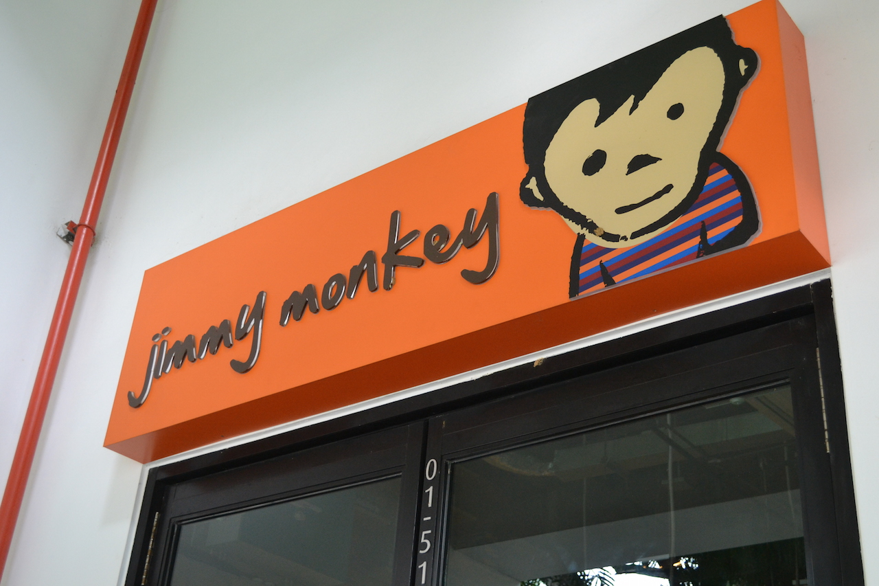 jimmy monkey