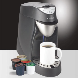 Keurig B100 The First Single Serve In Gmcr