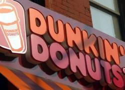 Dunkin' Donuts Coffee?