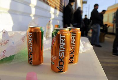 Kickstart Mountain Dew by Pepsi Co.
