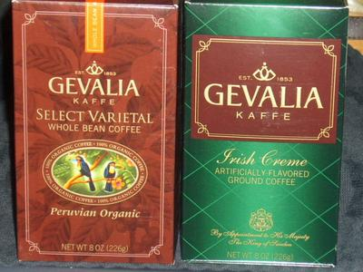 Gevalia Coffee K-cups?