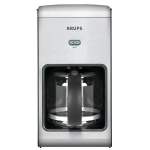 Krups coffee machine is where we get our best coffee