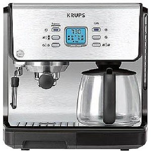 Krups XP2070 Programmable 10-Cup Coffeemaker