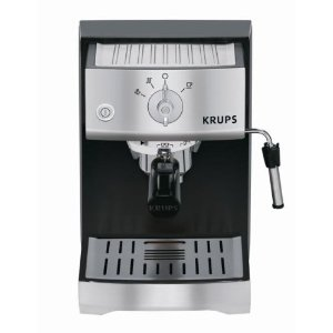 KRUPS XP5220 Precise Tamp Pump Espresso Machine