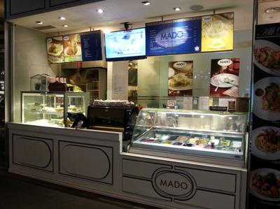 Cheese Cake at MADO Cafe JEM Jurong East