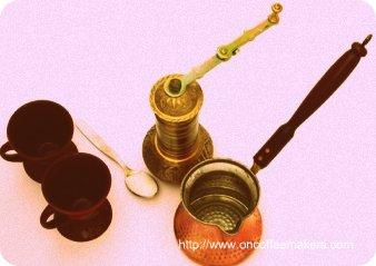 make-turkish-coffee