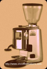 mazzer-coffee-grinder