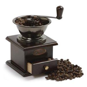 hand crank coffee grinder
