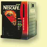 Lioness Coffee Machine