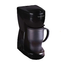 My Very Useful Single Cup Coffee Machine