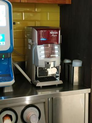 Algeria Nescafe Coffee Machine