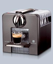 nespresso le cube c185