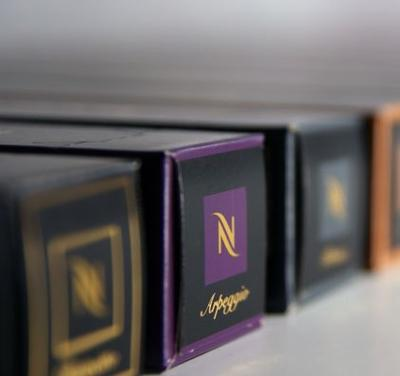 Nespresso Won again...