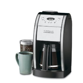 Cuisinart DGB-550BK Grind-and-Brew 12-Cup Automatic Coffeemaker